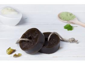 Tuhý šampon neem / kopřiva
