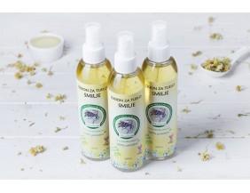 Tělový olej slaměnka