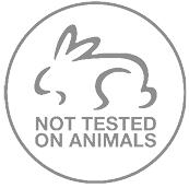 Netestováno na zvířátkách
